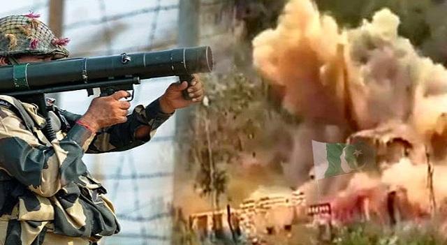 PoK में भारतीय सेना ने किया हमला, कई आतंकी अड्डों को तबाह किया