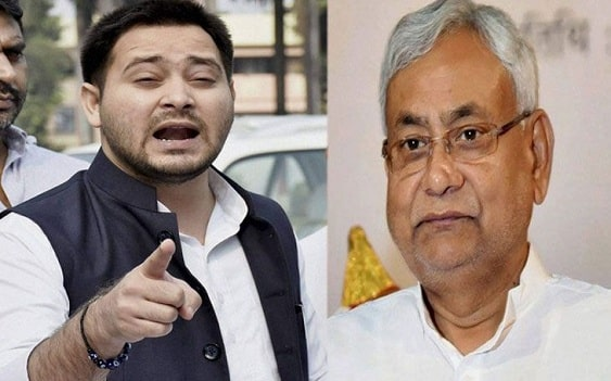 Politics on CAA fast: Nitish will cry more