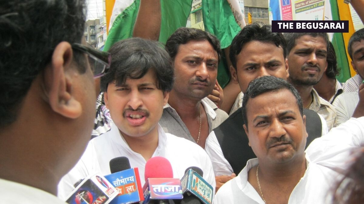Lalan Kumar Bihar Congress