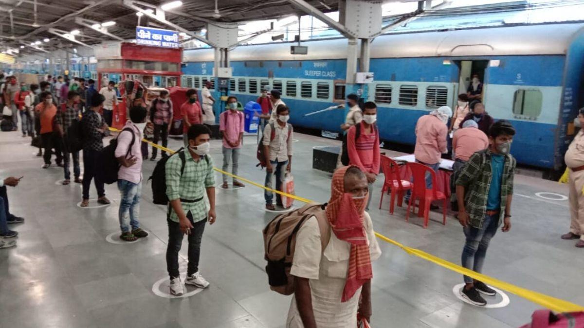 Bihar Train List