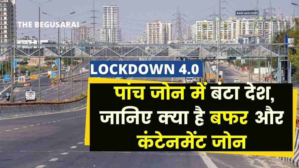 LOckdown 4.0 Buffer Zone