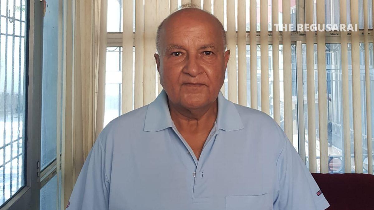 Lalit Singh VSP