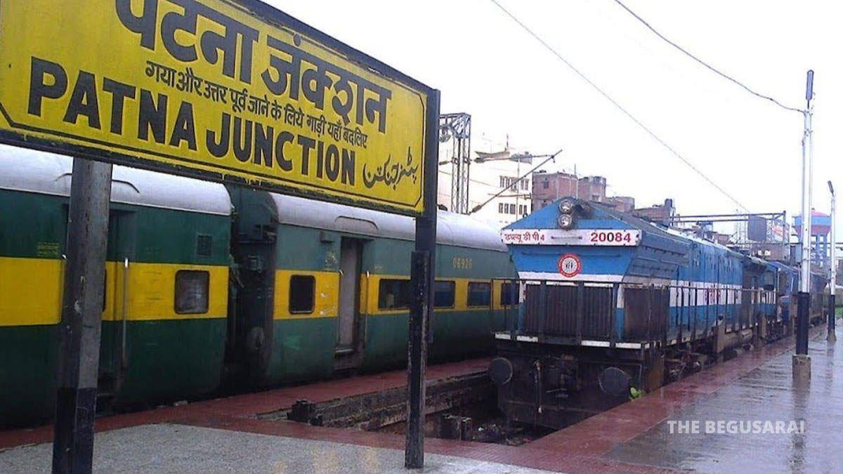 Bihar Train