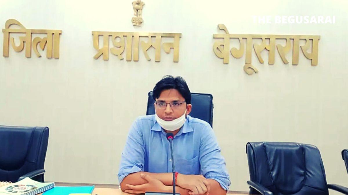 DM Arvind Kumar Verma