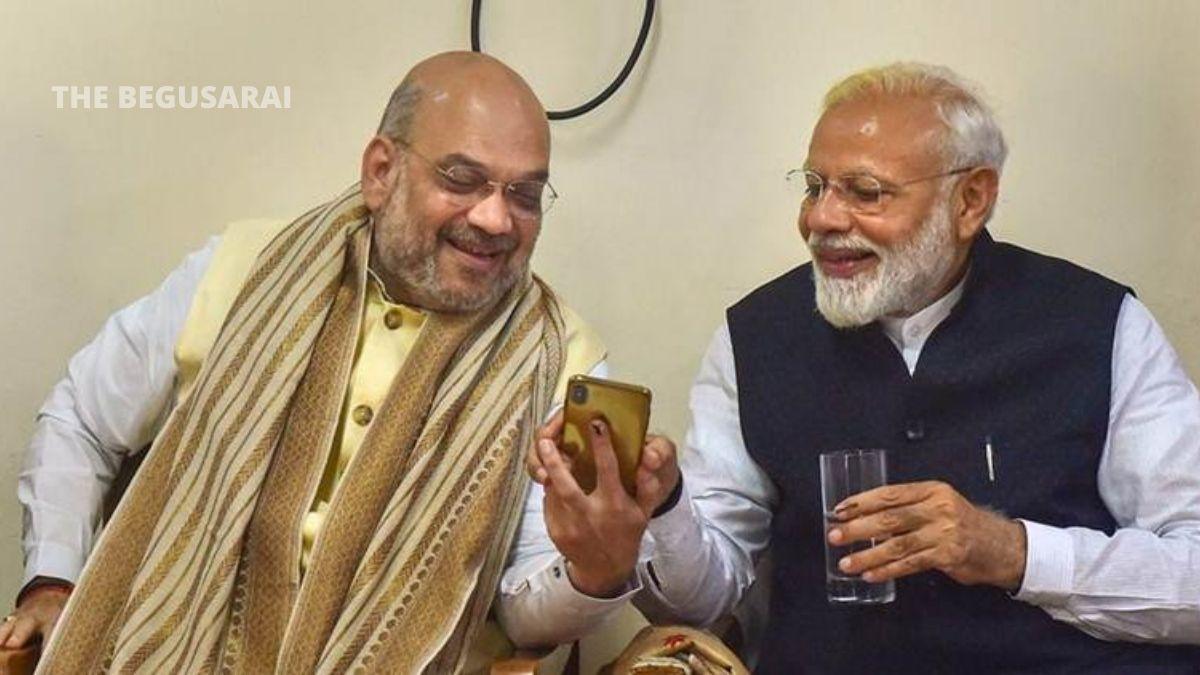Digital Rally Modi Amit Shah