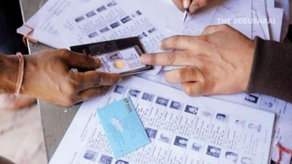 Election in Bihar
