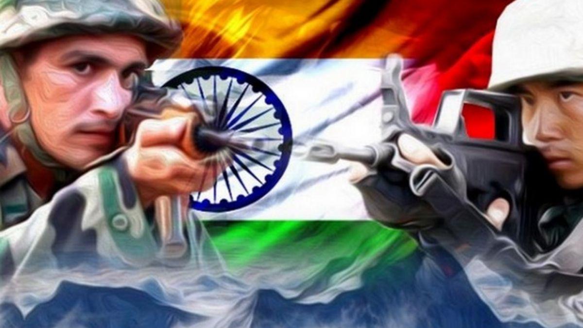 Indian China