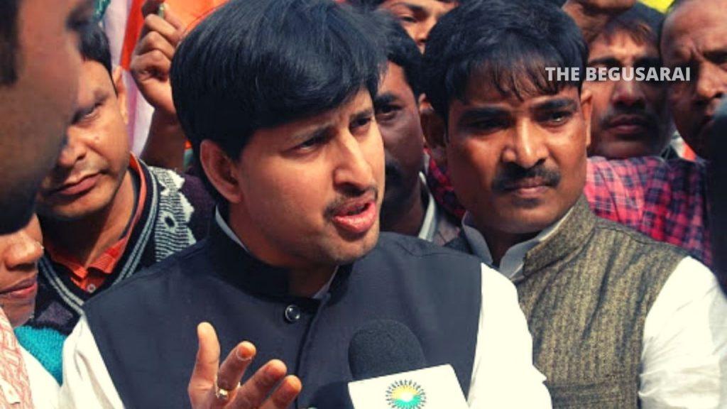Lalan Kumar Youth Congress