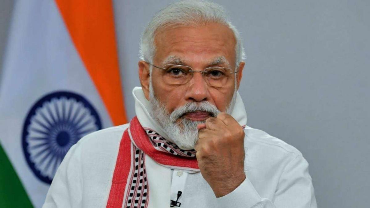 PM Modi India China
