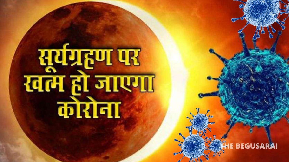 Solor Eclipse Corona Virus