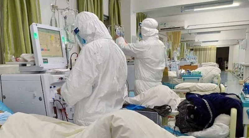 Corona Treatment in Private Hospital Begusarai