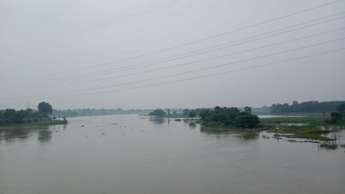 Flood Begusarai