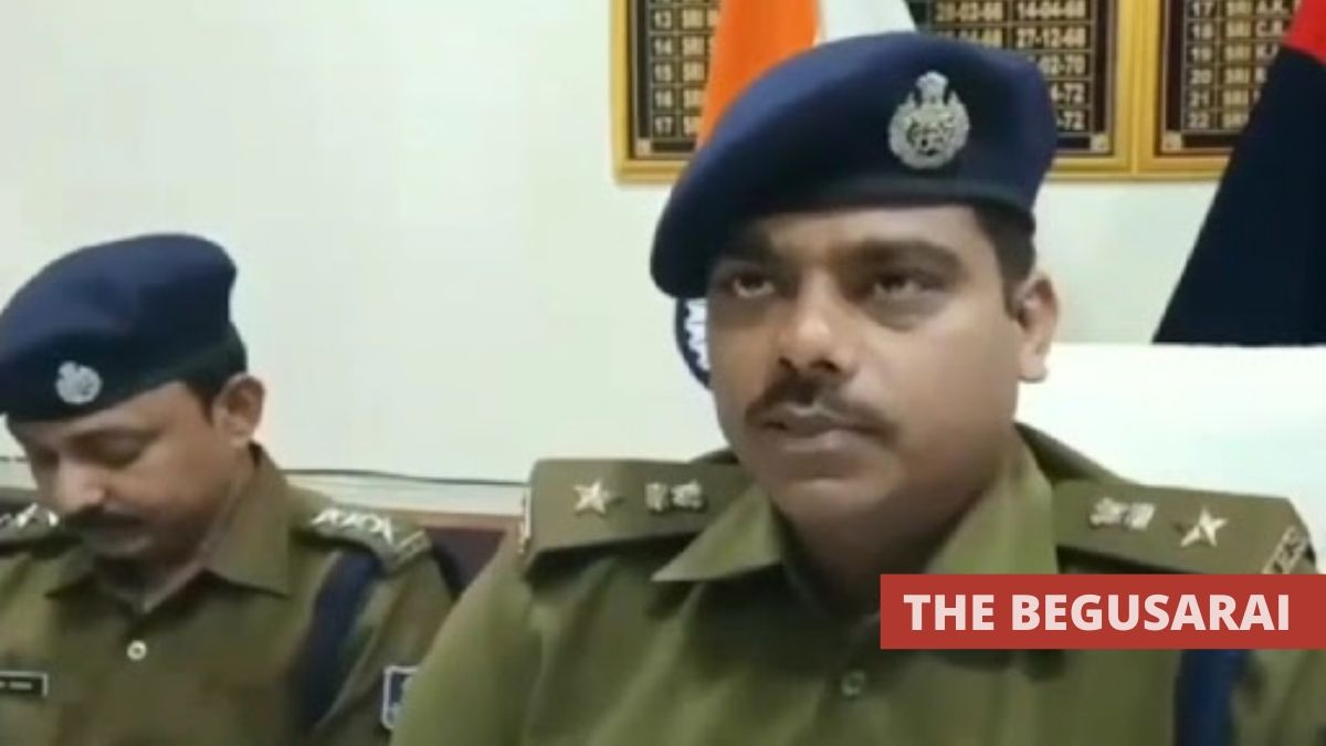 SP Awakash Kumar