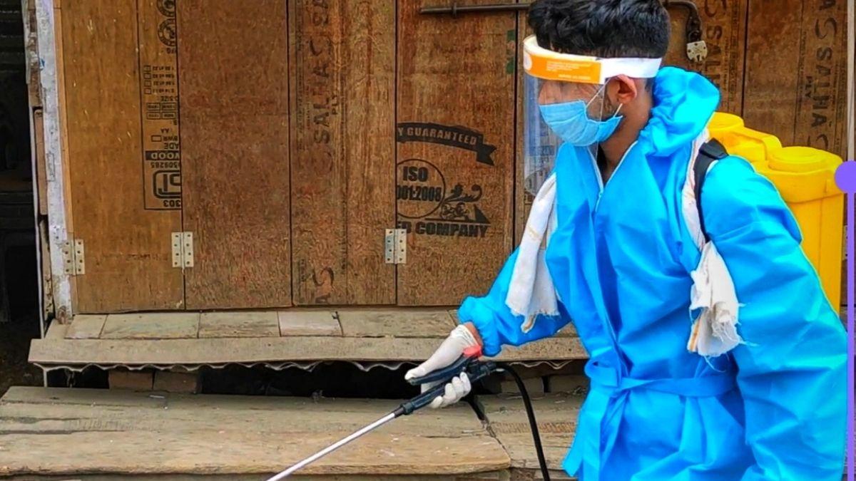 Sanitize Work