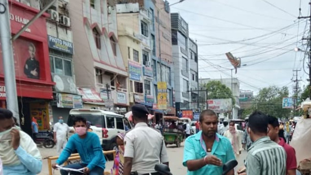 Begusarai Market