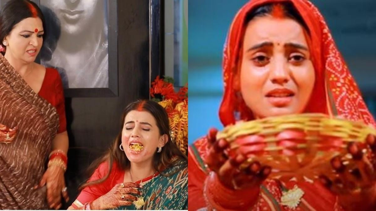 Akshara SIngh Teej Special Songs