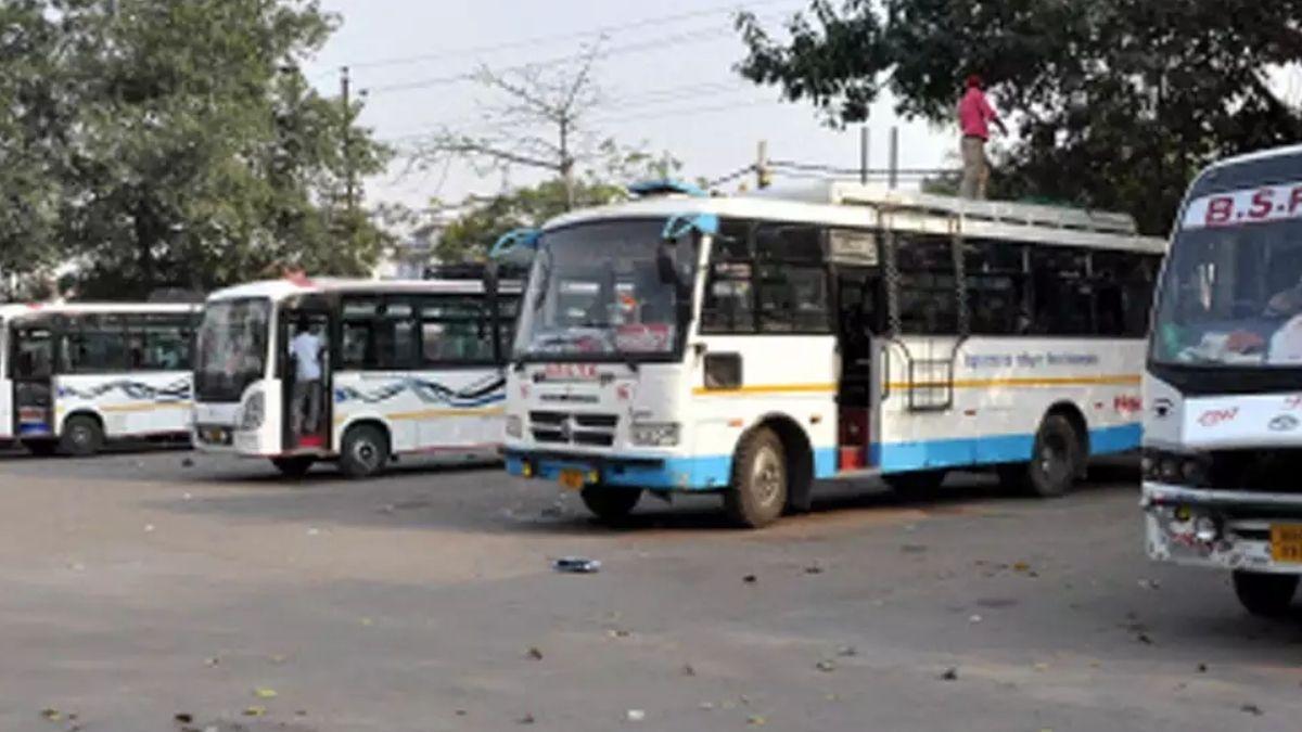 Bihar Bus Service Resume