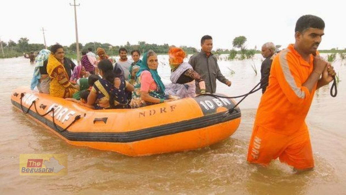 Disaster department will train 2290 youths of Begusarai to fight any disaster