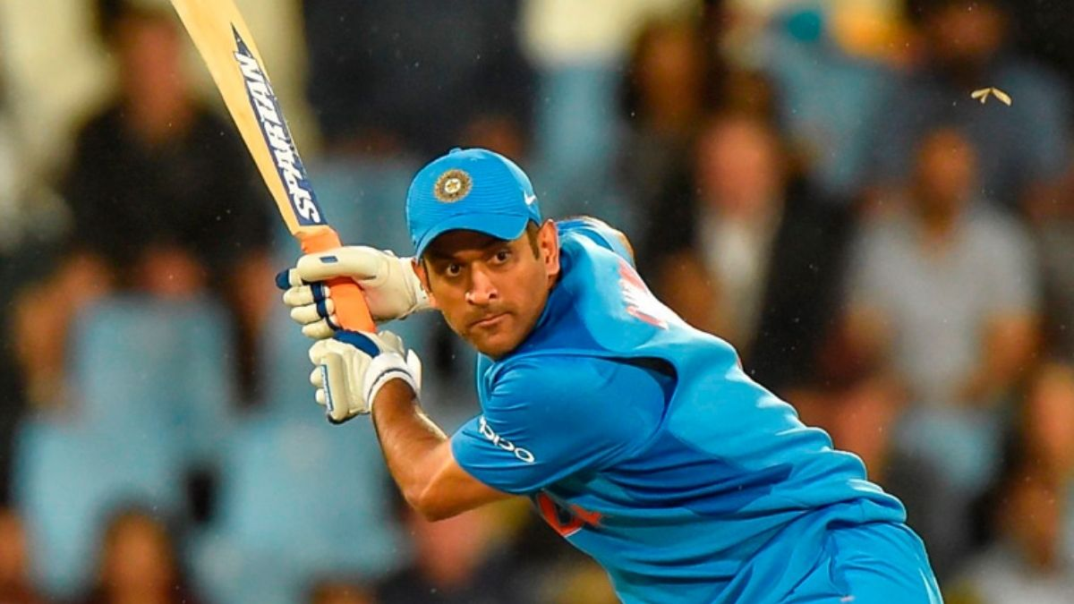 MS Dhoni Retired From International