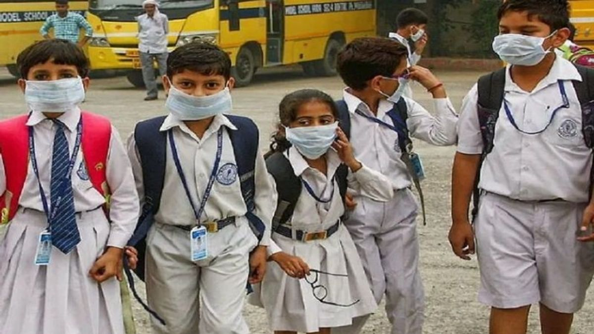 School Kholne Par Sarkar ka