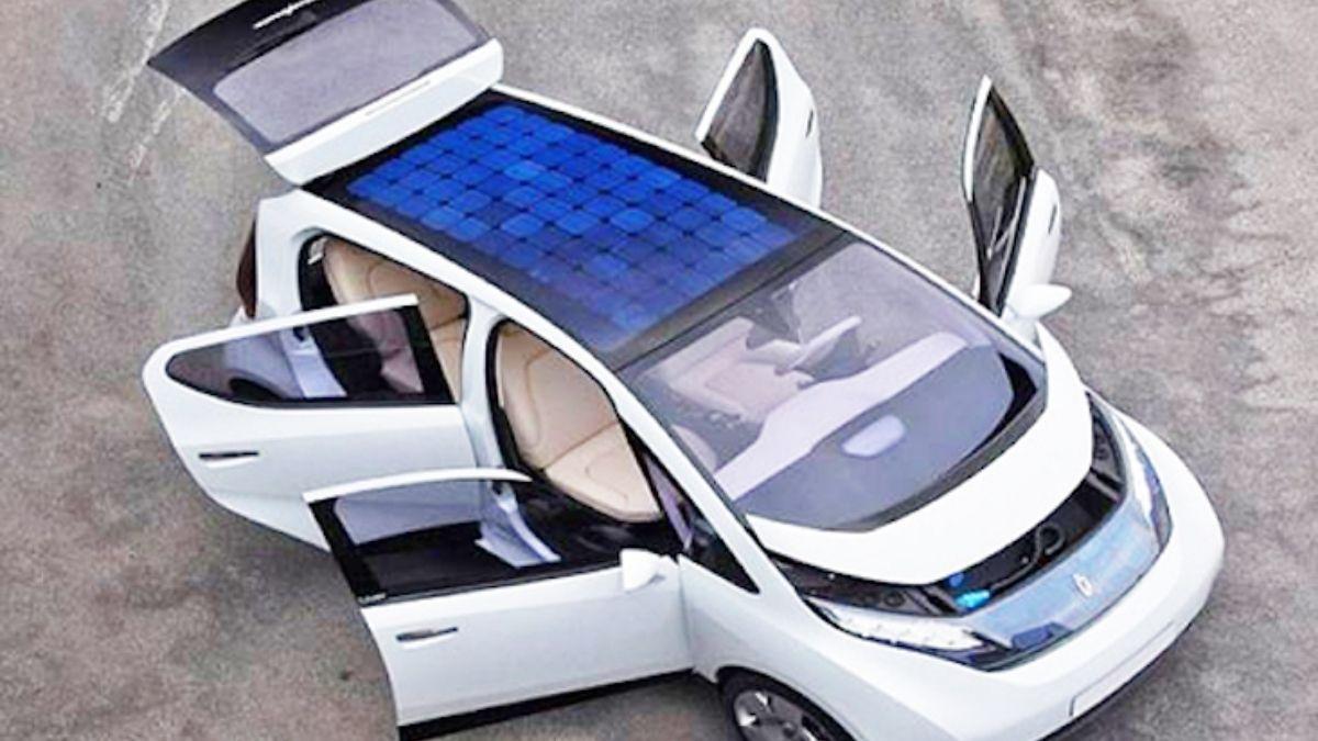 Solar Car India