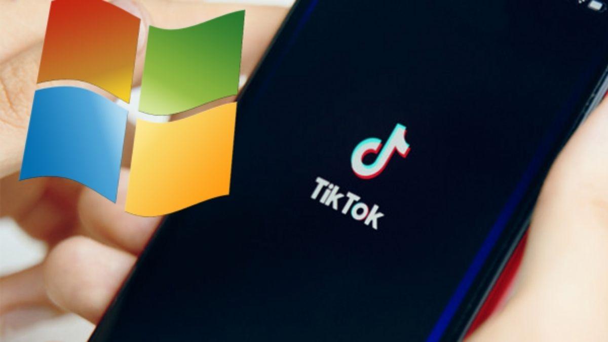 Tick Tok Microsoft Deal
