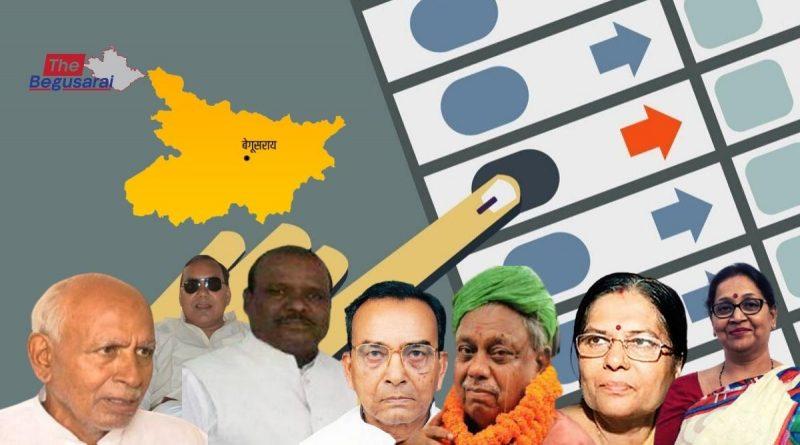 Begusarai Vidhan Sabha 2020