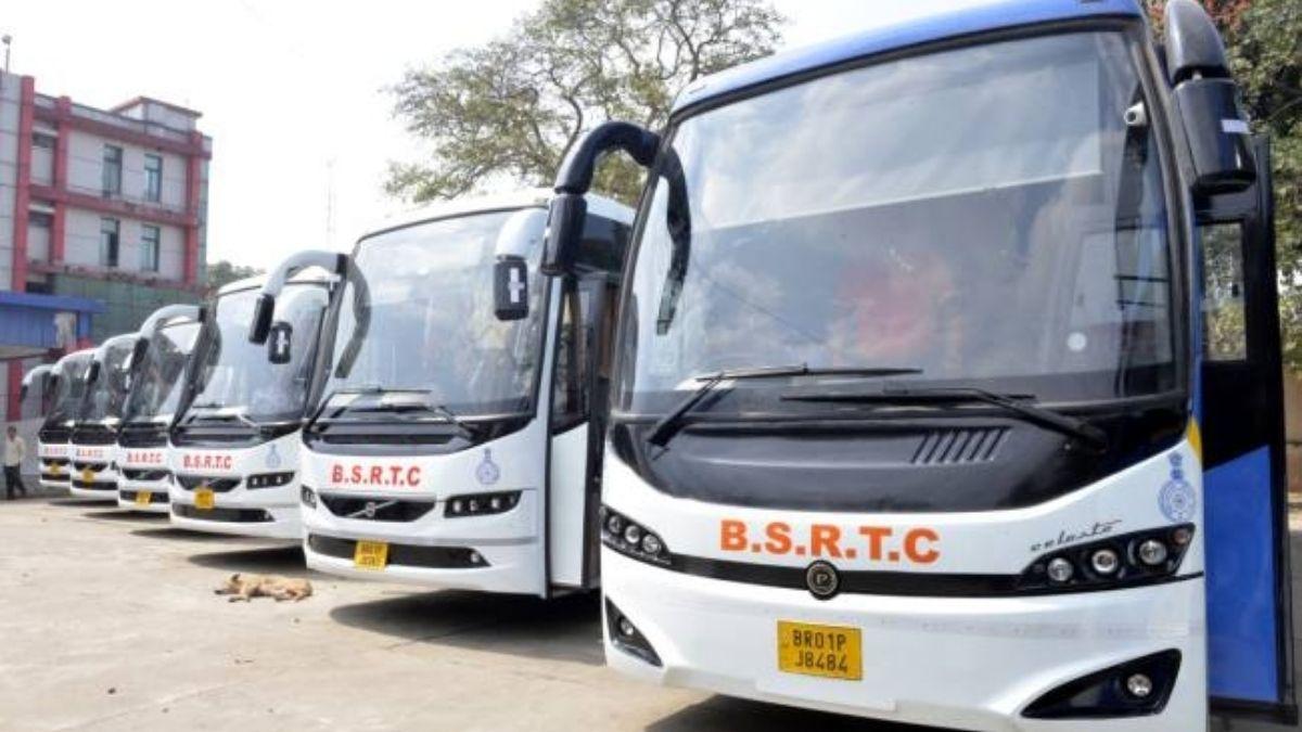 Bus to Delhi from Bihar