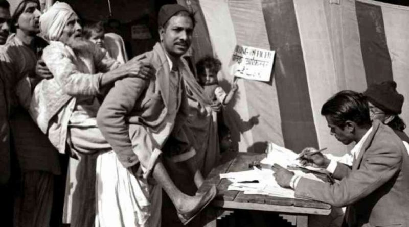 Begusarai First Assembly Election 1952