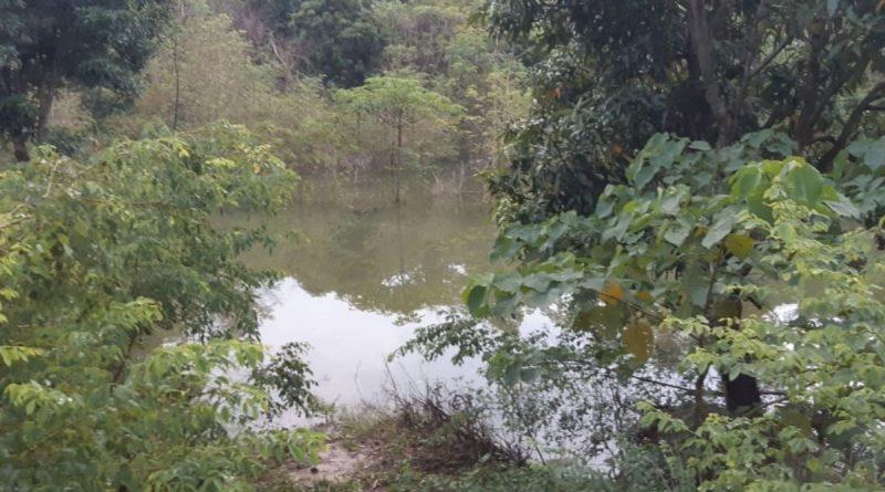 Budhi Gandak Nadi Water Level