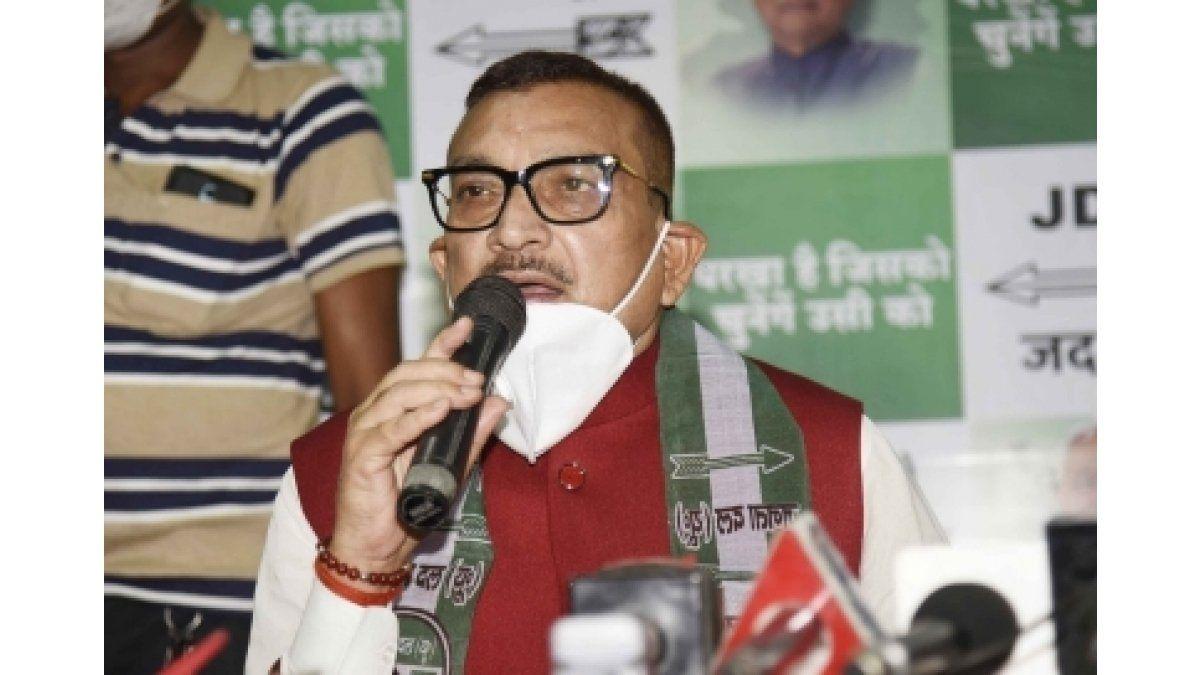 DGP Gupteshwar Pandey