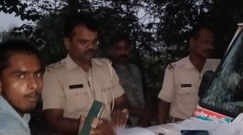 Manjhaul ACCIDENT