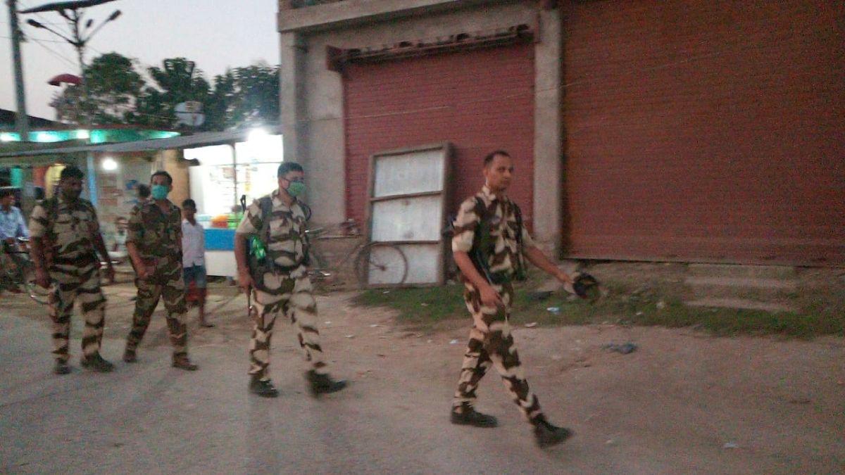 POLICE FORCE BEGUSARAI