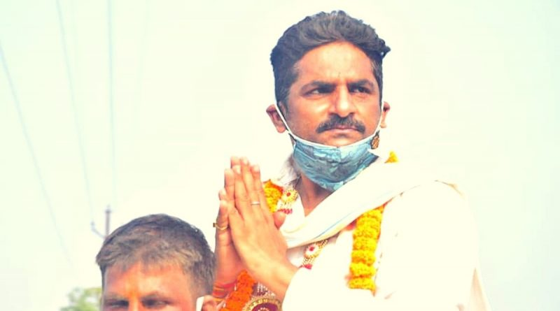 Raj Kumar Singh LJP BEGUSARAI