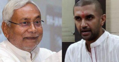 चिराग पासवान : लोजपा के सत्ता में आते ही नितीश को होगी जेल, बताया उनकी सारी स्कीमें भ्रष्टाचारी और फेल