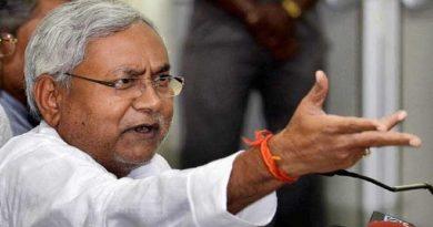 """Bihar Election 2020 : रैली में जमकर लताड़ा CM ने बोले  """"वोट नहीं देना तो मत दो, लेकिन शांत रहो"""""""