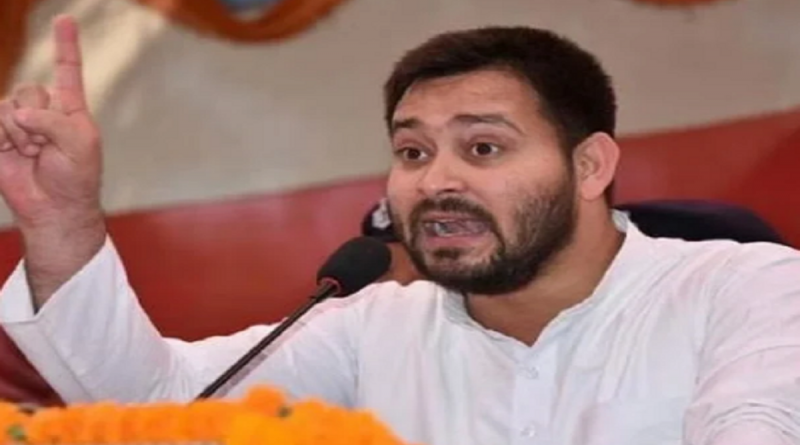 Tejashwi attacked Nitish Kumar, asked whether all military squads have done in Bihar?