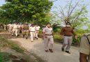 चुनाव को लेकर जिला प्रशासन हाई अलर्ट : डीएम एसपी गाँव गाँव घूम भयमुक्त होकर निष्पक्ष मतदान के लिए कर रहे अपील