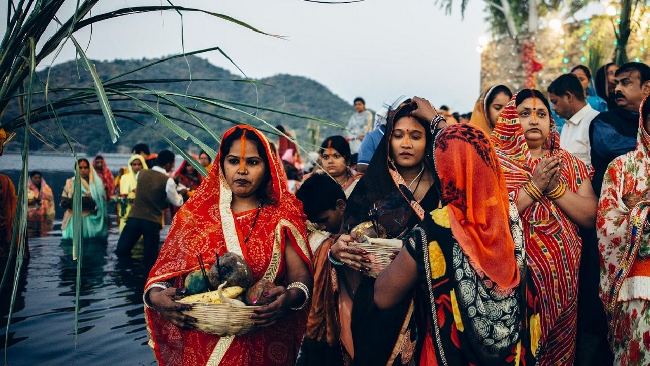 Chatth Pooja