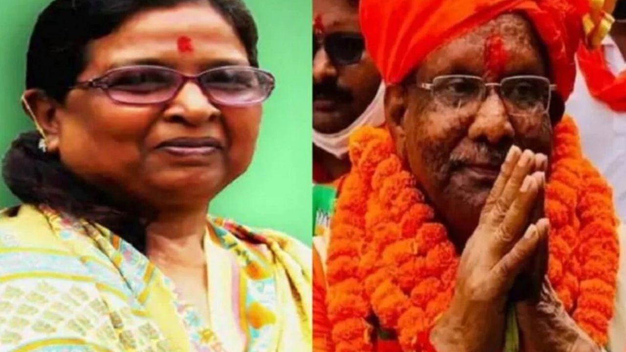 Tarkishore Prasad and Renu Devi to become deputy CM of Bihar