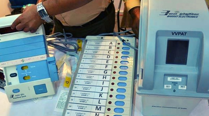 EVM Voting Machine