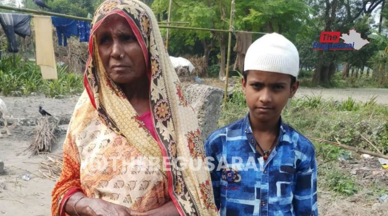 Muslim Lady Doing Chatt From 13 Years in Begusarai