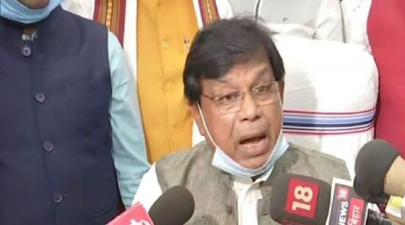 mewalal resign from post of bihar education minister