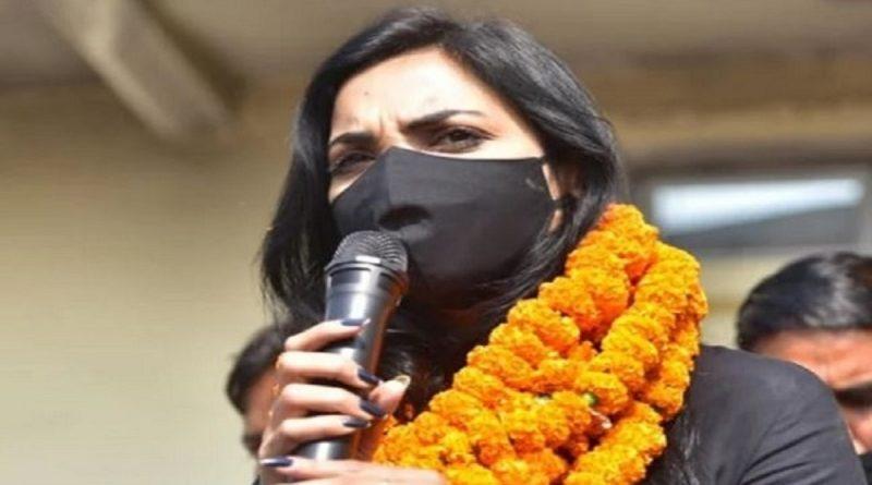 pushpam priya chaudhary got 300 votes