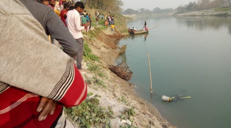 After 7 Days Body Recovered of Manoj Singh