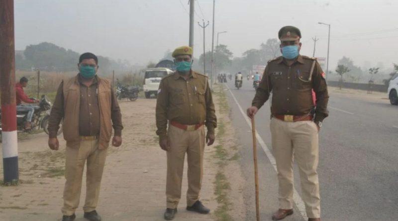 Bharat Band Bihar Police