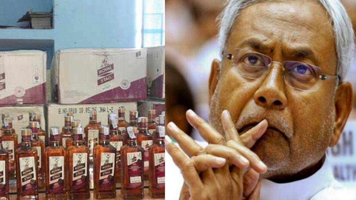 Bihar on Liquor ban