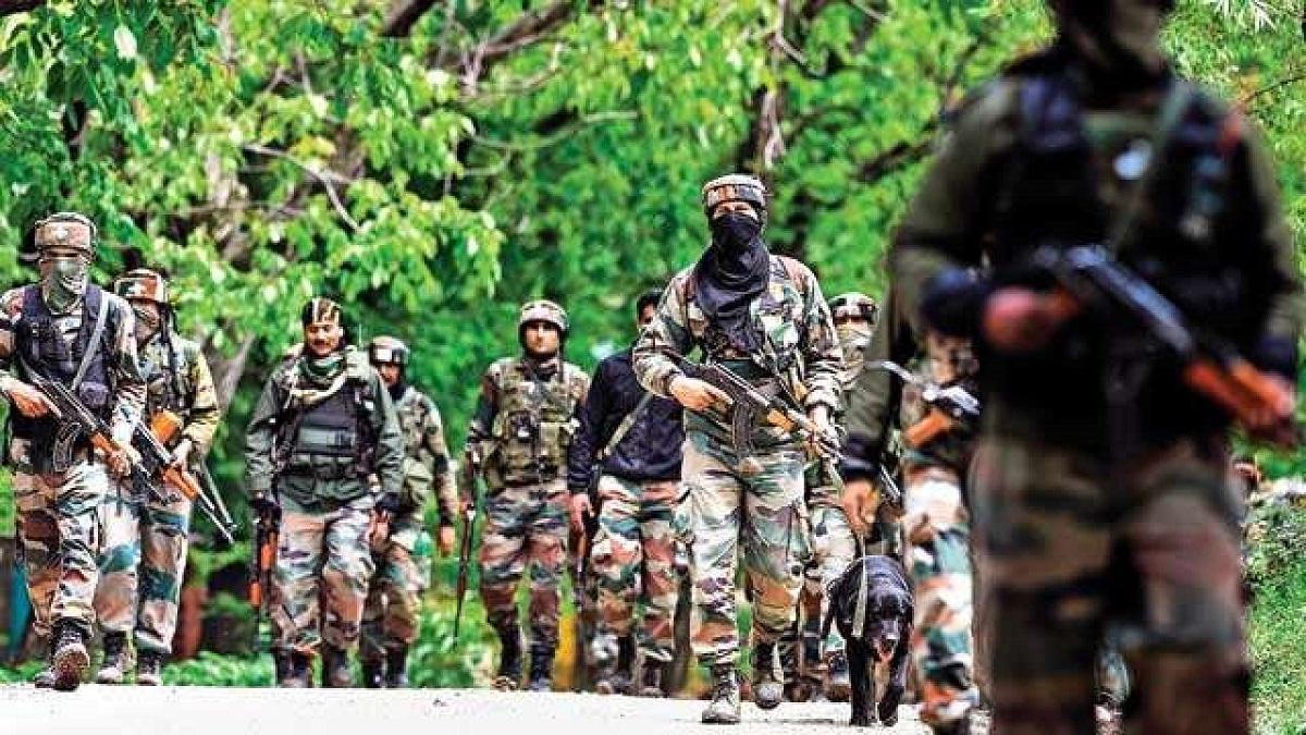Indian Army jungle bihar