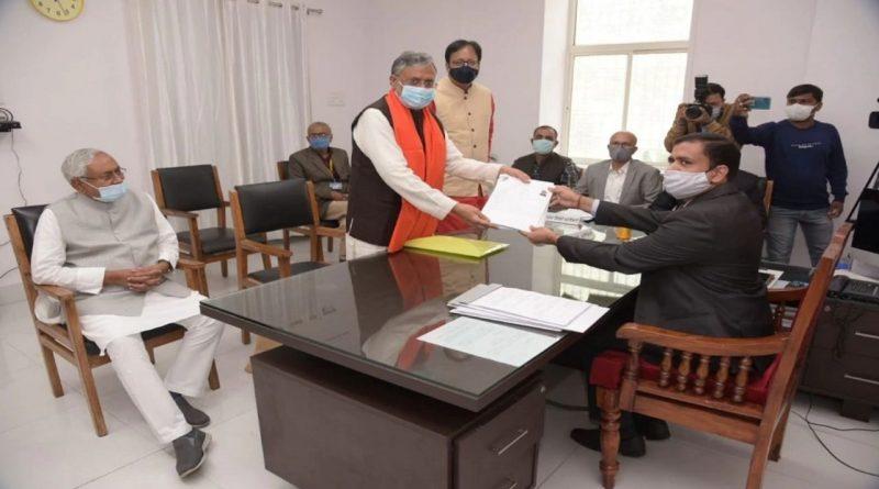 Sushil Modi Rajyasabha Nomination