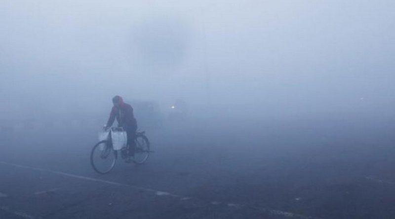 fog in bihar
